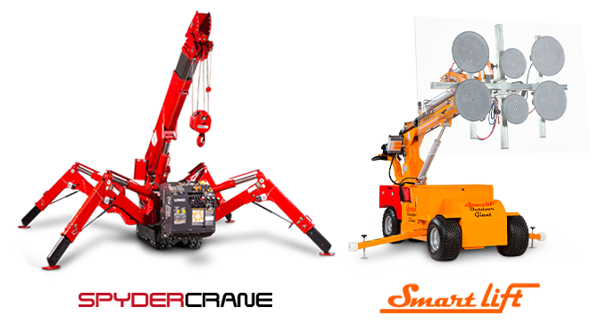 Spydercrane Financing